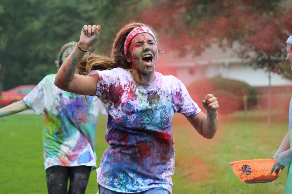 FT5K Color Run